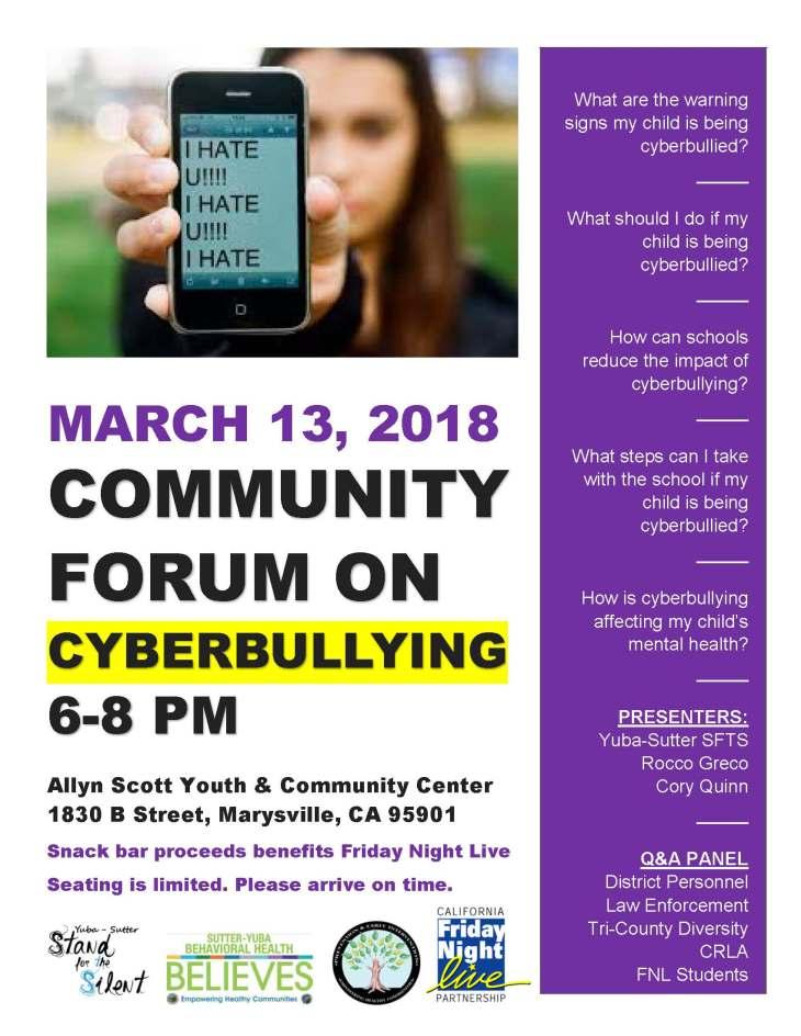 CyberbullyingForumFlyer_20180313 (2)